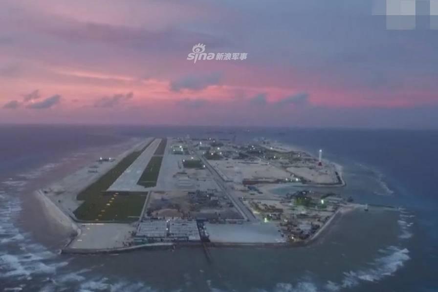 距中国海南岛榆林港560海里,隶属于海南省三沙市管辖.
