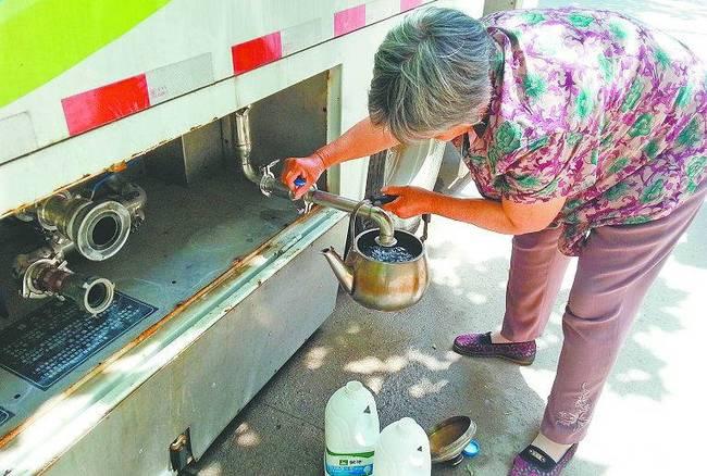 滨州停水改节水