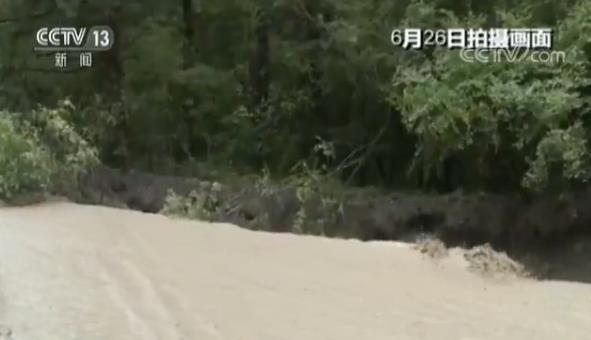 九寨沟景区发生多处山洪泥石流暂无人员伤亡已启动应急预案