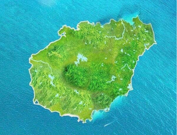 海南:个人开发无人海岛 最长25年