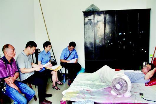 高位截瘫男子出售公民信息获利20万 家中受审获刑