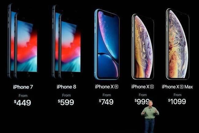 苹果新机砍单 苹果出货量被华为超越退居全球第三