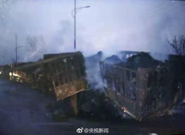 张家口爆炸原因公布:危化品车辆爆炸引燃周围车辆