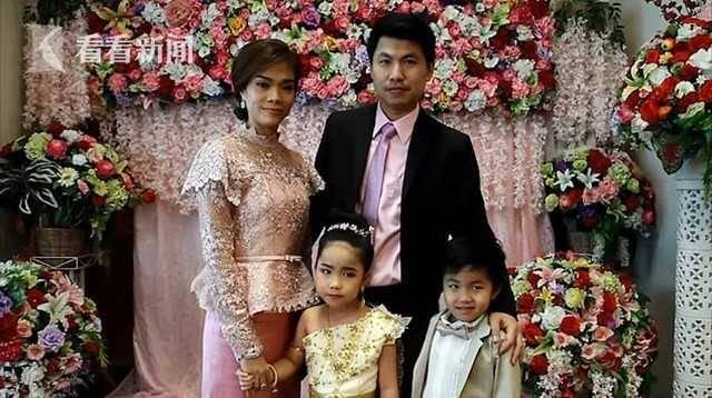 6岁龙凤胎举办婚礼 父母:鹿鼎平台们鹿鼎娱乐注册前世恋人投胎重生