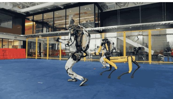 《【星图网上平台】波士顿动力机器人组团跳舞 网友震惊:这简直太不可思议了!》