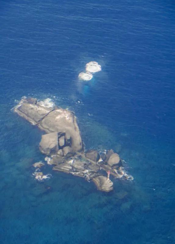 这就是捍卫南海的力量!独家展示海军航空兵实投深水炸弹