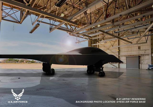 美对华搞威吓战略,B-21新型轰炸机或军售澳日印