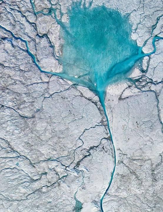 格陵兰岛下了一场暴雨,恐怖的数据曝光……