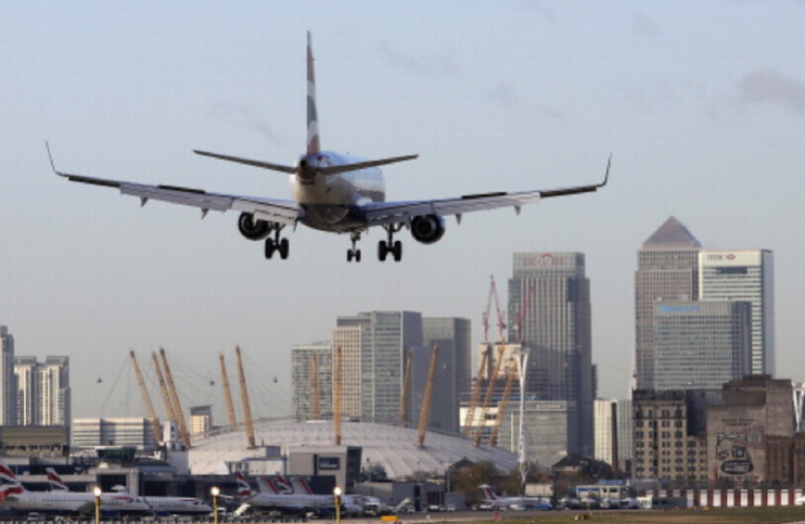 英国城市机场