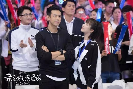 杨紫李现拍杂志 央视为其正名令粉丝松口气