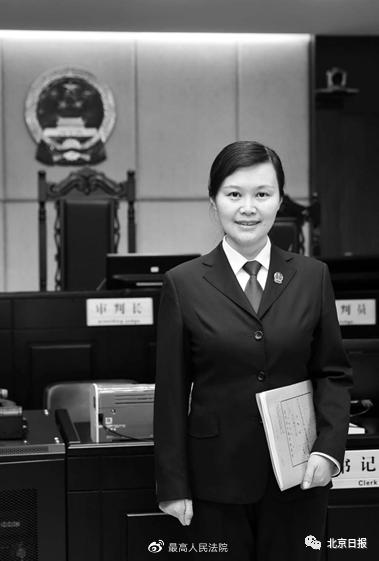 《【星图注册平台】最高法对湖南女法官遇刺发声 春梅凋零,但正义永不褪色!》