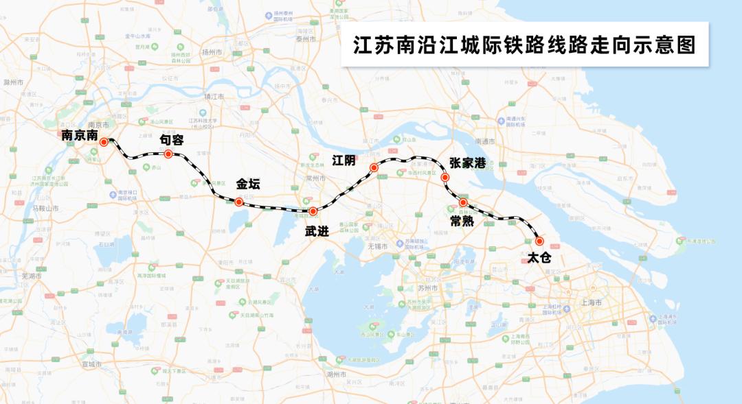 好消息!未来建成后上海前往这些地方时间缩短!(图2)
