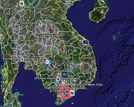 越南一在建大桥坍塌 至少60人死100人失踪