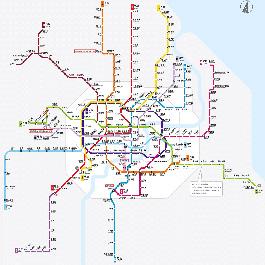 北京地铁十号线线路图 北京地铁四号线线路图 北京地铁10号线线路图片